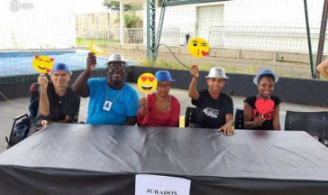 Desfile de encerramento do Projeto volta ao Mundo - Período da Tarde