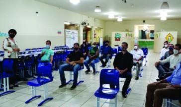 Reunião de Diretoria da APAE