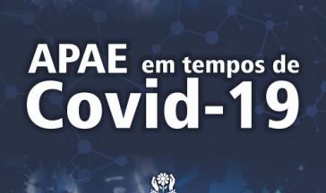 Leia nosso Boletim informativo APAE em tempos de covid-19, edição do 1º quadrimestre de 2021