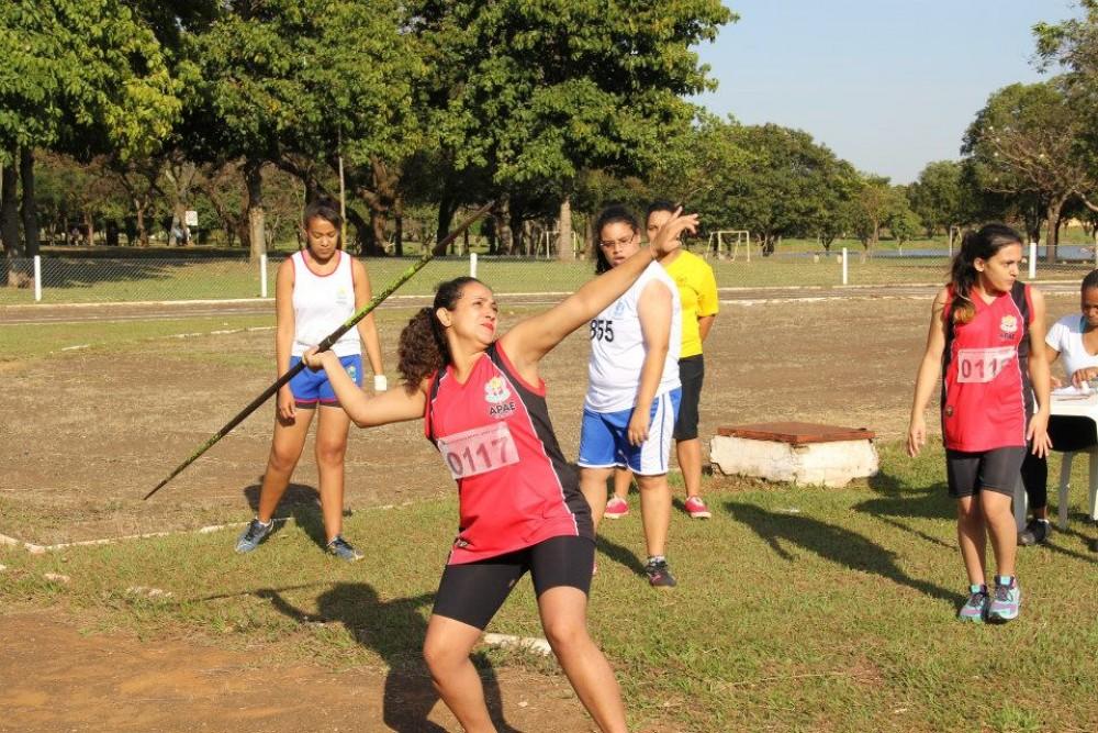 18a. Olímpiadas Especiais das APAEs - Edição estadual 2015