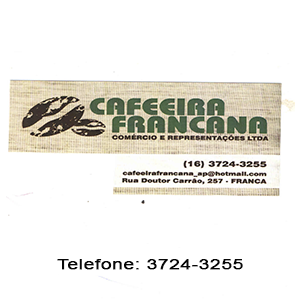 Cafeeira Francana