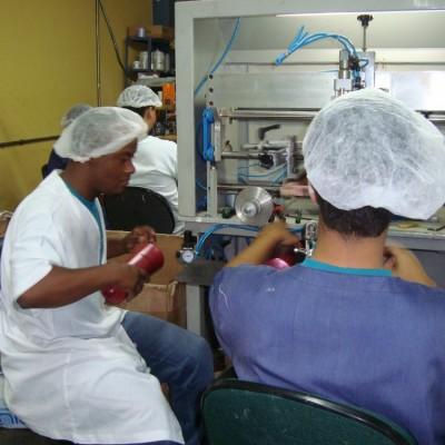 Inserção e apoio para adolescentes, jovens e adultos com deficiência no mundo do trabalho