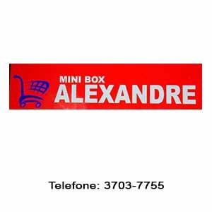 Mini Box Alexandre