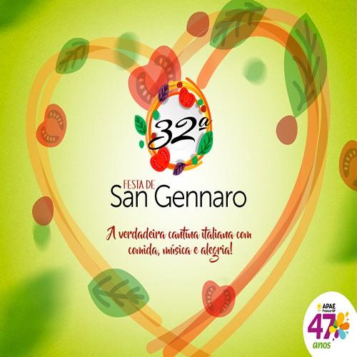 32a. Festa di San Gennaro - edição de 2017